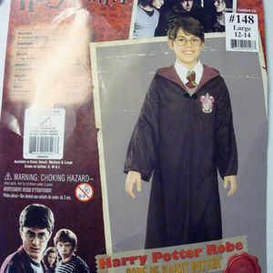 Rubie's Costumes - Harry Potter Gryffindor Costume Child Large